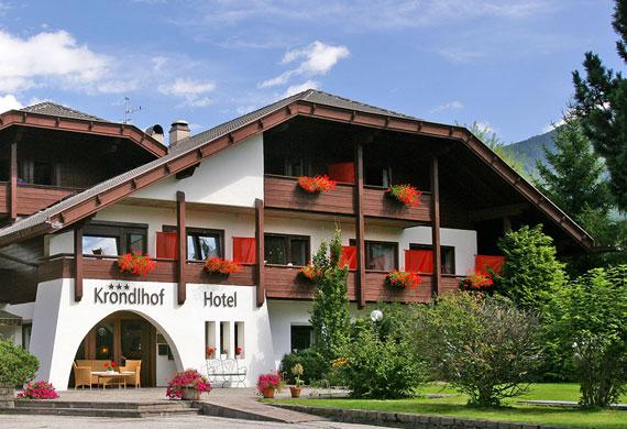 Hotel Krondlhof in Reischach